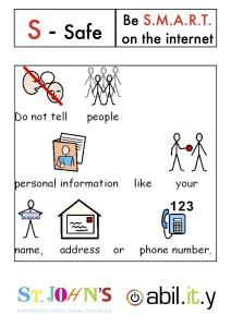 SMART poster - Safe